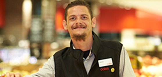 Coles supports Aboriginal and Torres Strait Islander career development