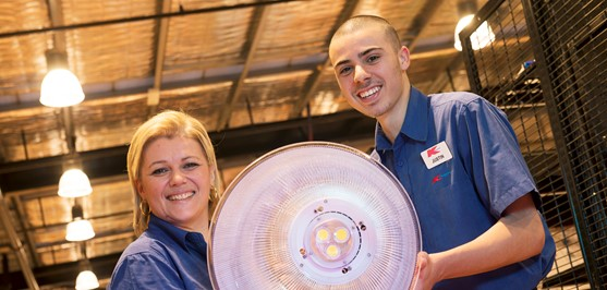 Kmart sees the light on LEDs